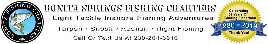 Bonita Springs Fishing Charters