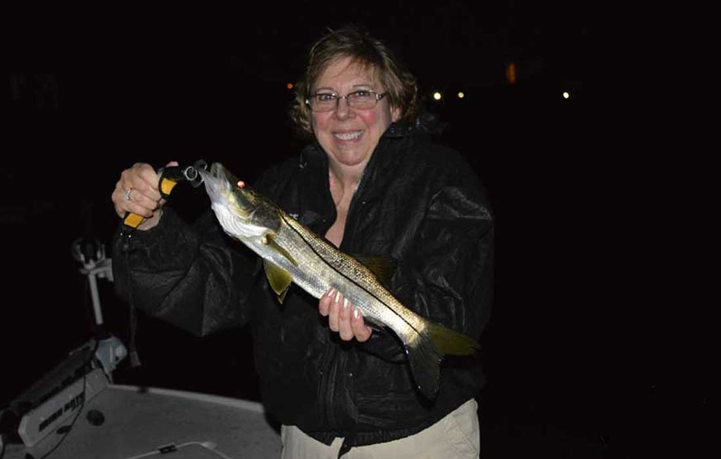Fishing For Snook