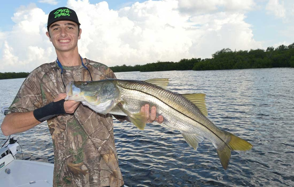 Giant Fort Myers Snook
